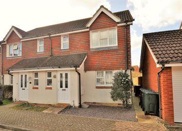Thumbnail 3 bed semi-detached house for sale in Bishopswood, Kingsnorth, Ashford, Kent