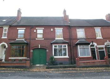 Thumbnail 3 bed terraced house for sale in Dudley, Netherton, Blackbrook Road