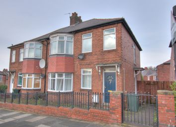 Thumbnail 3 bed flat for sale in Atkinson Road, Benwell, Newcastle Upon Tyne