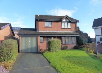 Thumbnail 3 bed detached house to rent in Everglade Road, Priorslee, Telford