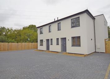 Thumbnail 3 bed semi-detached house for sale in Stroudes Close, Old Malden, Worcester Park