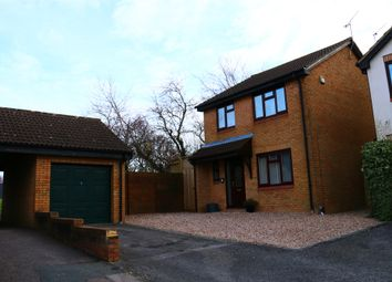 Thumbnail 3 bed detached house for sale in Caraway Drive, Swindon