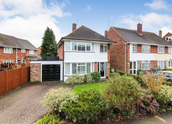 Thumbnail 3 bed detached house for sale in Westmorland Avenue, Aylesbury