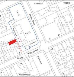 Thumbnail Land for sale in Regent Street, Kettering