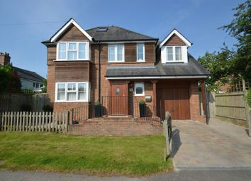Thumbnail 3 bed detached house for sale in Broad Lane, Lymington