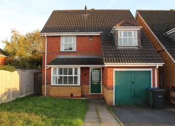 Thumbnail 4 bed detached house for sale in St. Helens Avenue, Tipton