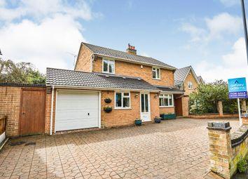 3 bed detached house for sale in Ravenscourt Road, Mackworth, Derby DE22