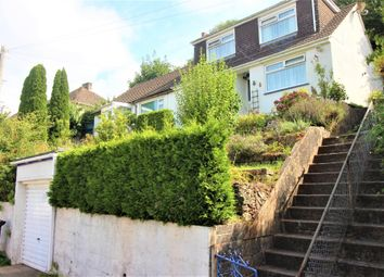 Thumbnail 3 bed semi-detached bungalow for sale in Foxhole Road, Paignton
