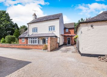 Thumbnail 4 bed property for sale in Station Road, Countesthorpe, Leicester