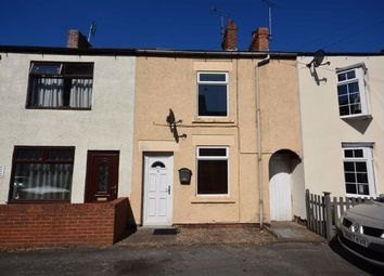 Thumbnail 2 bed terraced house for sale in Leamington Street, Butterley, Ripley