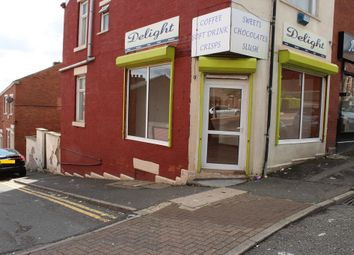 Thumbnail Retail premises to let in London Road, Blackburn
