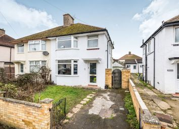 3 bed semi-detached house for sale in Gaisford Road, Oxford OX4