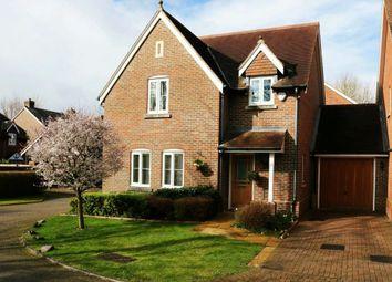 4 bed link-detached house for sale in Blackthorn Close, Baughurst, Tadley RG26