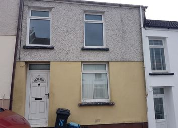 Thumbnail 3 bed terraced house to rent in Regent Street, Dowlais, Merthyr Tydfil.