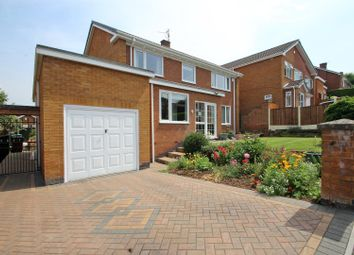 Thumbnail 4 bed detached house for sale in Highcroft, Mapperley, Nottingham