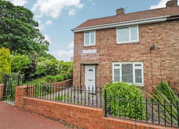 Thumbnail 3 bedroom semi-detached house for sale in Scafell Drive, Newcastle Upon Tyne