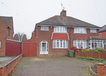 Thumbnail 3 bed semi-detached house for sale in Middle Drive, Cofton Hackett