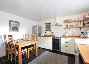Thumbnail 2 bed semi-detached house for sale in Town Lane, Chale Green, Ventnor, Isle Of Wight