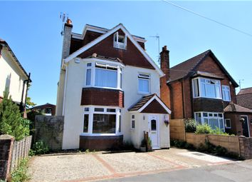 Thumbnail 4 bed detached house for sale in Victoria Road, Alton, Hampshire