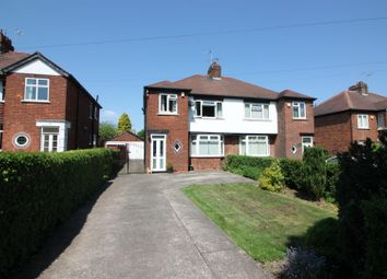 Thumbnail 3 bed semi-detached house for sale in Welham Road, Retford