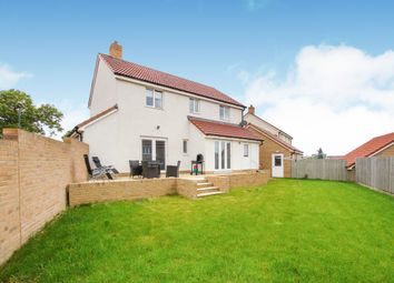 Thumbnail 4 bedroom detached house for sale in Pennycress Close, Emersons Green, Bristol
