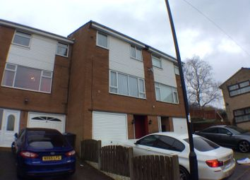 Thumbnail 3 bed terraced house to rent in Whiteways Close, Sheffield, South Yorkshire