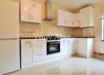 Thumbnail 3 bed flat to rent in Dalmeny Avenue, London