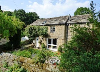 Thumbnail 3 bed detached house for sale in Bank Vale Road, Hayfield, High Peak, Derbyshire