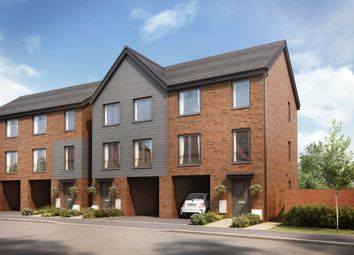 "Thumbnail 3 bed semi-detached house for sale in ""The Cheswick"" at Stratford Road, Shirley"