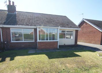 Thumbnail 2 bed semi-detached bungalow to rent in Ash Drive, Warton