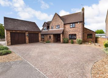 Thumbnail 5 bed detached house for sale in Hill House Lane, Thetford, Norfolk