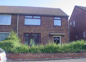 Thumbnail 3 bed semi-detached house for sale in Maes Gwyn, Flint, Flintshire