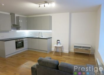Thumbnail 1 bed flat to rent in Upper Clapton Road, London