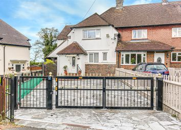 Thumbnail 4 bed end terrace house for sale in Featherstone, Blindley Heath, Lingfield