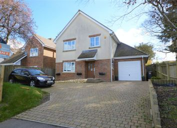 Thumbnail 4 bed detached house for sale in Park Avenue, Purbrook, Waterlooville