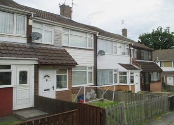 Thumbnail 3 bed town house to rent in Appleby Lawn, Liverpool