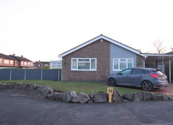 Thumbnail 3 bed detached bungalow for sale in Farneway, Hinckley