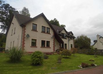 Thumbnail 2 bed flat to rent in Cattermills, Croftamie, Glasgow
