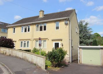 Thumbnail 4 bed semi-detached house for sale in Worcester Park, Larkhall, Bath