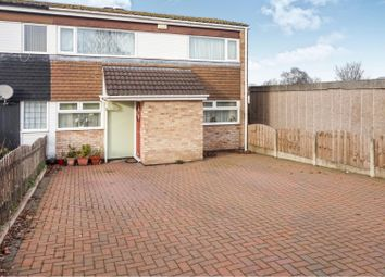 Thumbnail 3 bed end terrace house for sale in Willow Way, Birmingham