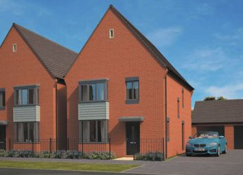 "Thumbnail 4 bed detached house for sale in ""Irving"" at Lawley Drive, Telford"