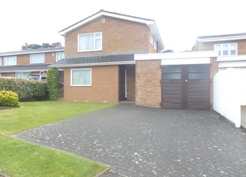 Thumbnail 3 bed detached house for sale in Bramley Close, Cogenhoe, Northampton