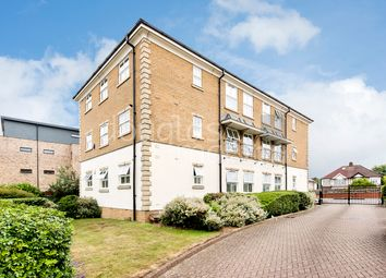 Thumbnail 2 bed flat for sale in Great North Way, London