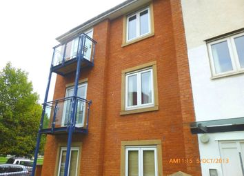 Thumbnail 2 bedroom flat to rent in Jackson Crescent, Manchester