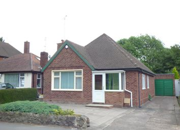 Thumbnail 2 bed bungalow to rent in Harborne Park Road, Harborne, Birmingham