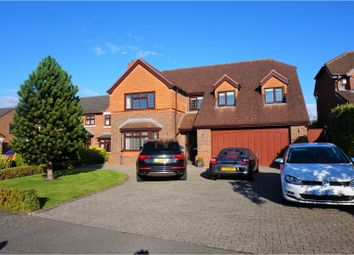 Thumbnail 4 bed detached house for sale in Shakespeare Avenue, Hawarden