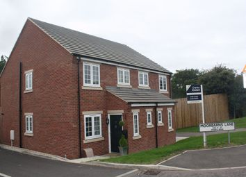Thumbnail 3 bed property to rent in Moorbarns Lane, Lutterworth