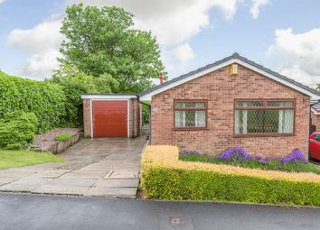 Thumbnail 2 bed detached bungalow for sale in Cloughwood Crescent, Shevington, Wigan