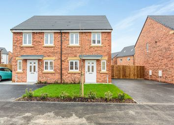 Thumbnail 2 bed semi-detached house for sale in Roseberry Close, Warton, Preston, Lancashire