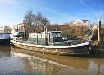 Thumbnail 2 bed houseboat to rent in Chiswick Pier, Corney Reach Way, London